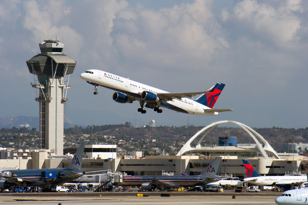 Los Angeles International (LAX) (Bild: Christopher Halloran / Shutterstock.com)