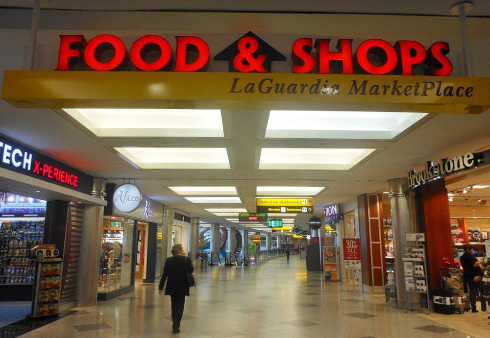 Terminal B im LaGuardia Airport (Bild: Alexisrael, Wikimedia, CC)