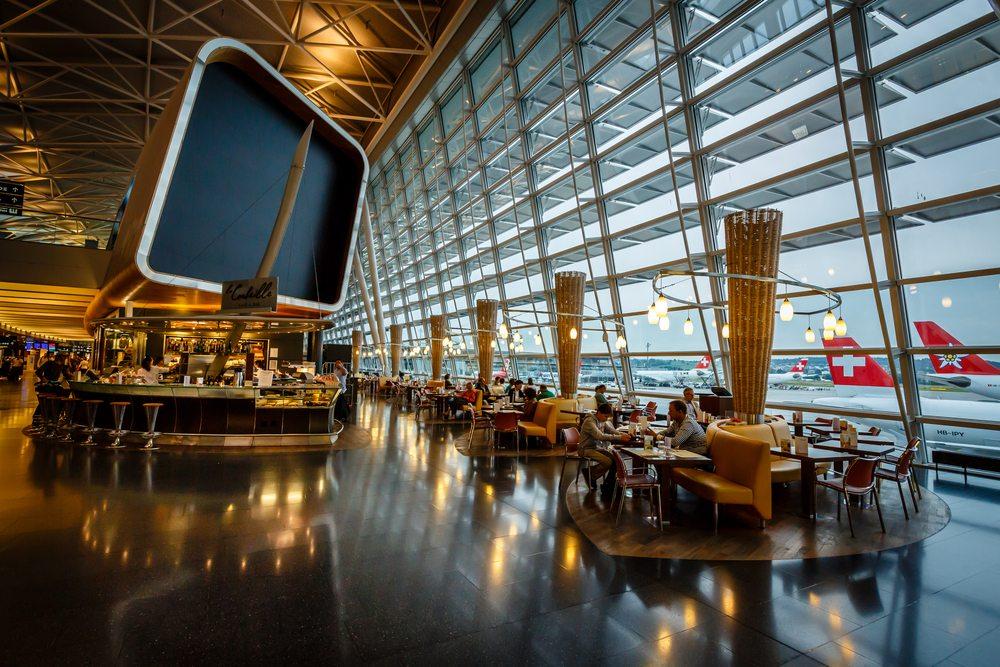 Flughafen Zürich (Bild: anshar / Shutterstock.com)