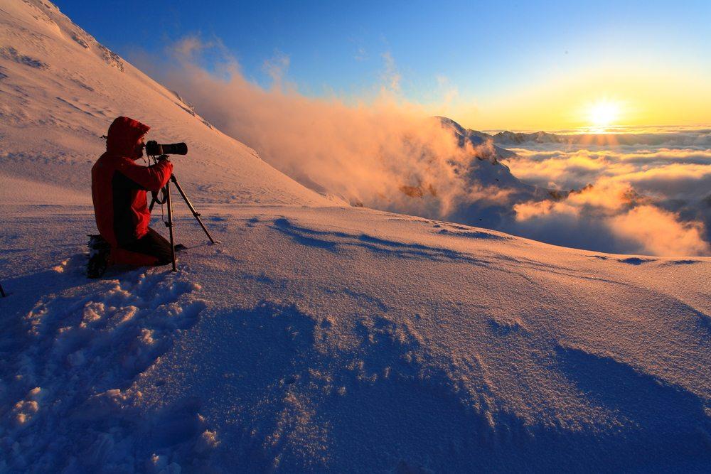 Fotos zaubern mit Spiegelreflexkameras (Bild: Florin Stana / Shutterstock.com)