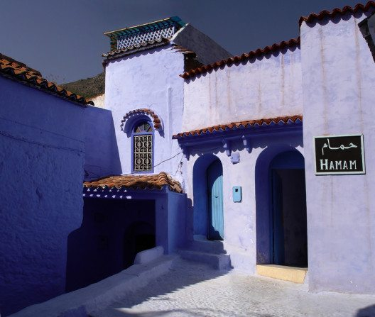 Hamam in Marokko (Bild: © Marafona - shutterstock.com)