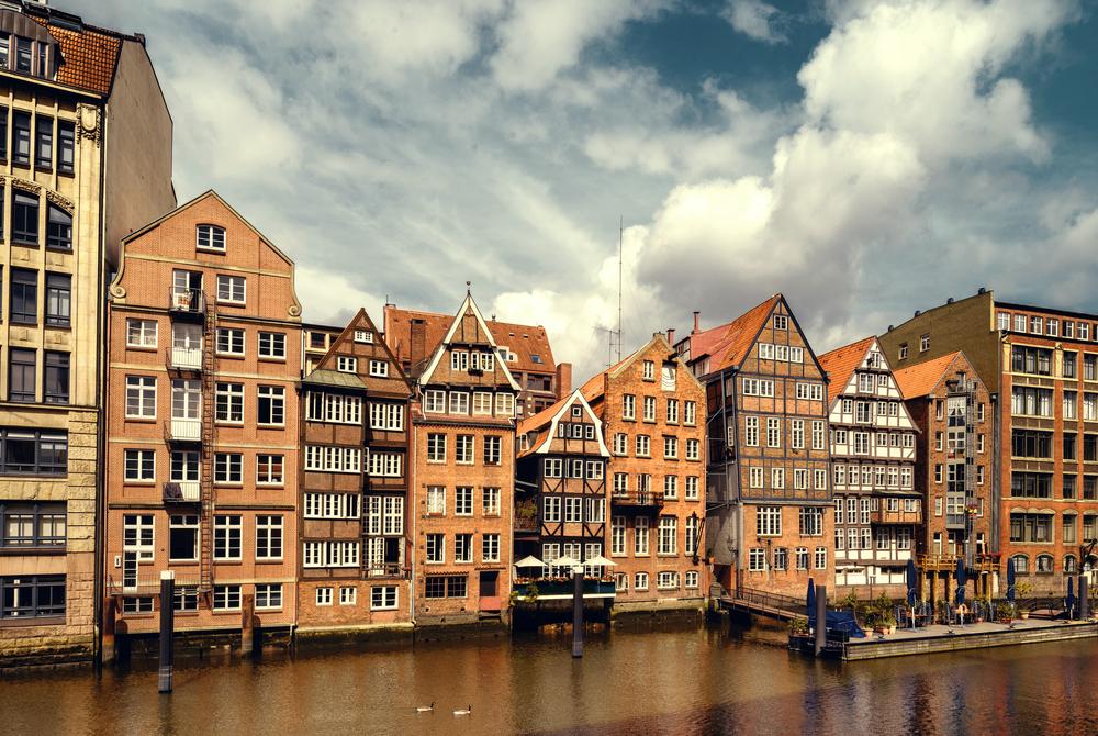 Lagerhäuser in Speicherstadt. (Bild: © anyaivanova - shutterstock.com)