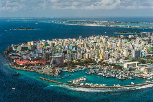 Malé – die Hauptstadt der Malediven (Bild: © Chumash Maxim - shutterstock.com)
