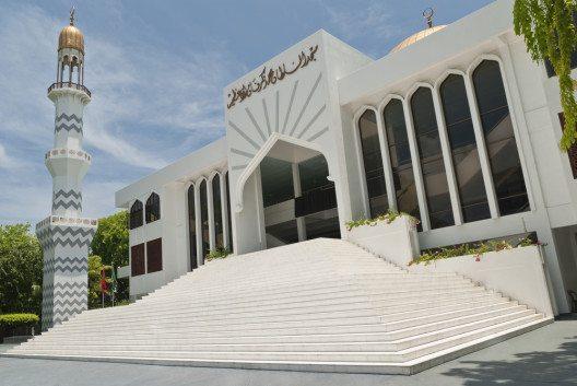 Freitagsmoschee in Malé (Bild: © ElenaR - shutterstock.com)