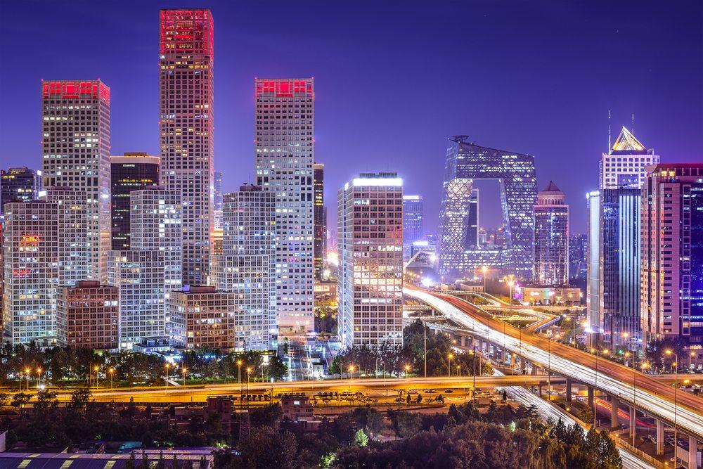 Peking bei Nacht (Bild: Sean Pavone / Shutterstock.com)