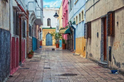 In den Strassen von Rabat (Bild: © M.V. Photography - shutterstock.com)