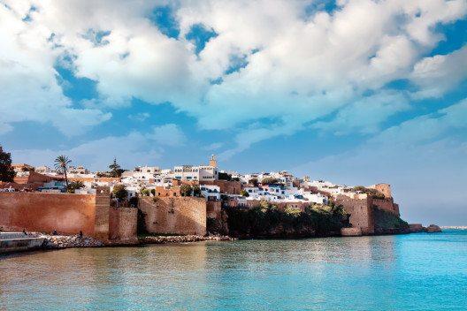 Rabat – Kasbah des Oudaïas (Bild: © Migel - shutterstock.com)