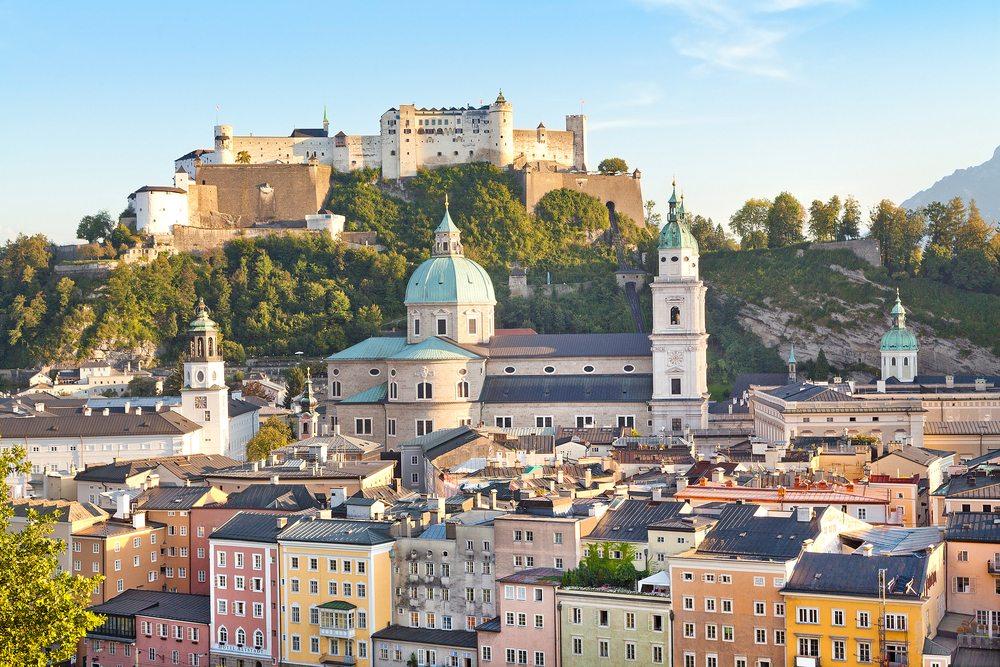 Festung Hohensalzburg (Bild: © canadastock - shutterstock.com)