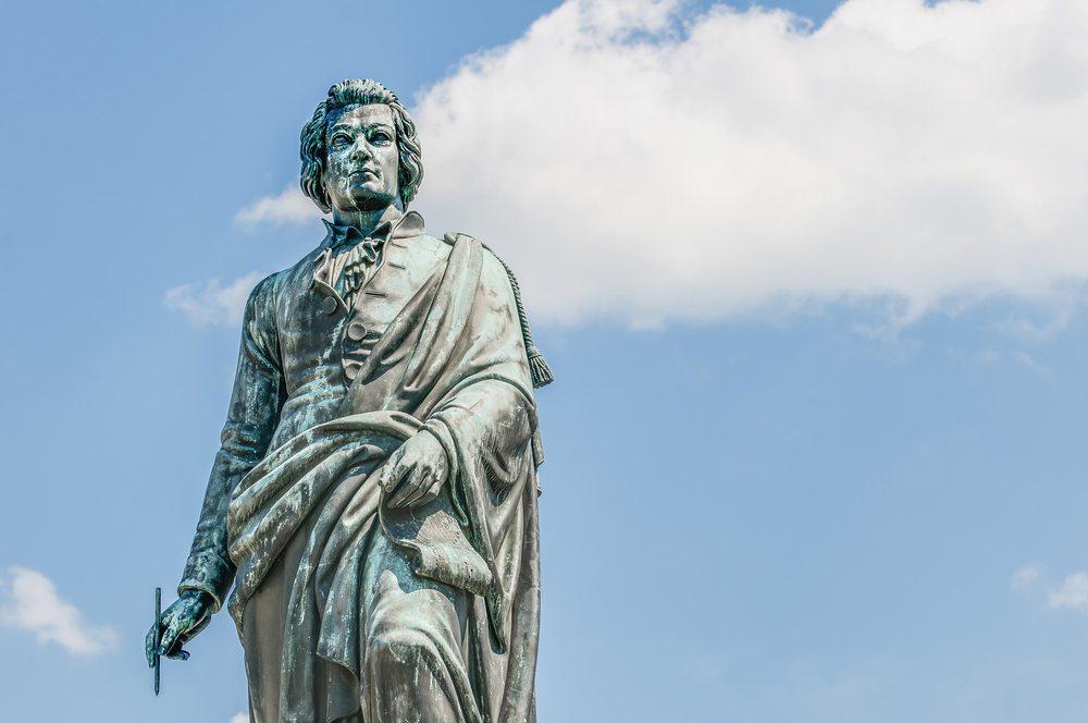 Mozart spielt natürlich eine Rolle. (Bild: © Anibal Trejo - shutterstock.com)