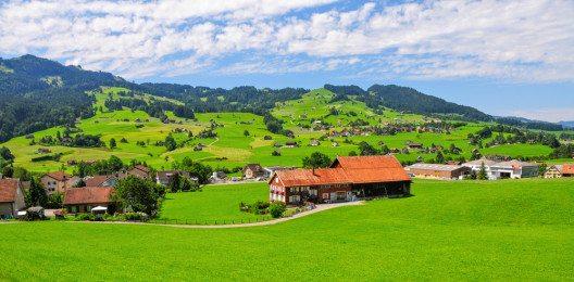 Das schöne Appenzellerland (Bild: © Richard Cavalleri - shutterstock.com)