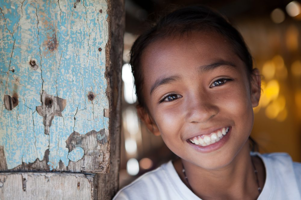 Die Filipinos heissen jeden Fremden mit einem breiten Lachen auf Cebu willkommen (Bild: © Sascha Burkard - shutterstock.com)