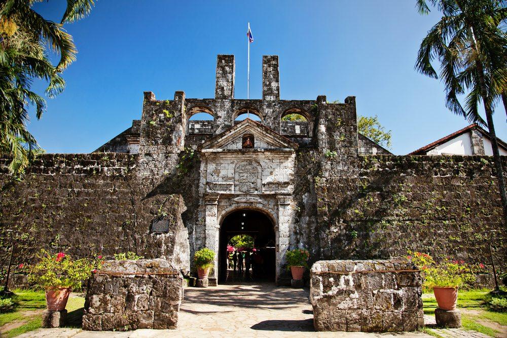 Das Fort San Pedro (Bild: © Kuz'min Pavel - shutterstock.com)