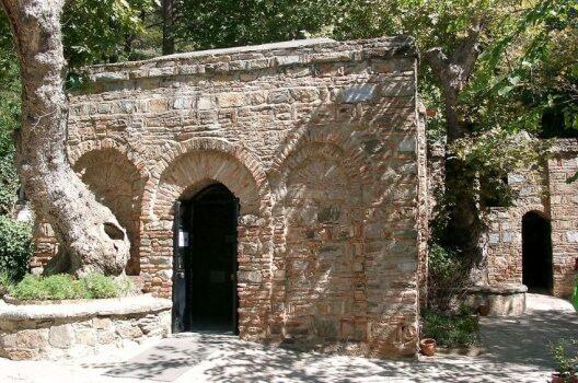 Meryemana (Marien-Haus) ist das angebliche Sterbehaus von Maria. (Bild: Andreas Husemann, Wikimedia, CC)