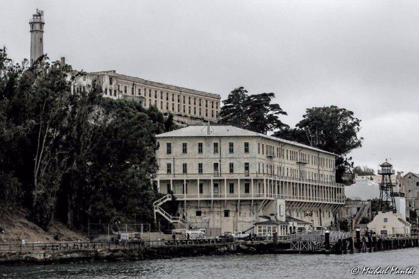 Die düstere und triste Stimmung auf Alcatraz. (Bild: © Michael Mantke)