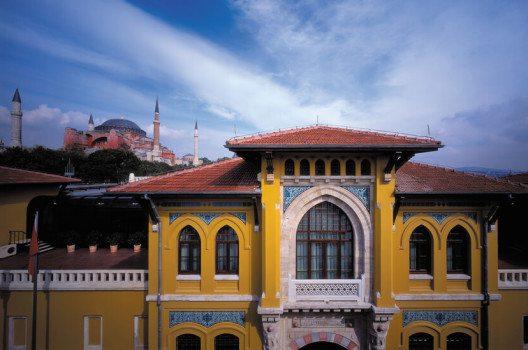 Four Seasons Hotel Istanbul at Sultanahmet in Istanbul (Bild: © Ardiles-Arce, Jaime / Four Seasons.)