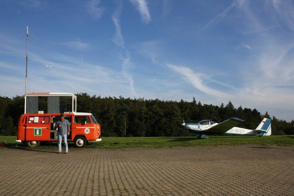 Segelfliegen wird oftmals ziemlich unterschätzt (Bild: © Miriam Zöllich)