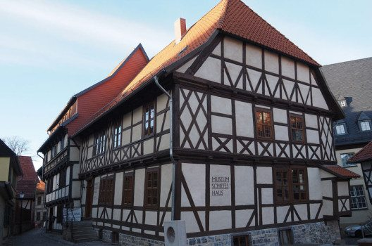 Museum Schiefes Haus, Wernigerode (Bild: Hajotthu, Wikimedia, GNU)