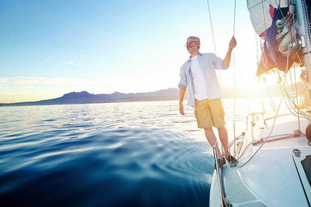 Als Tramper über die Meere reisen (Bild: © Warren Goldswain - shutterstock.com)