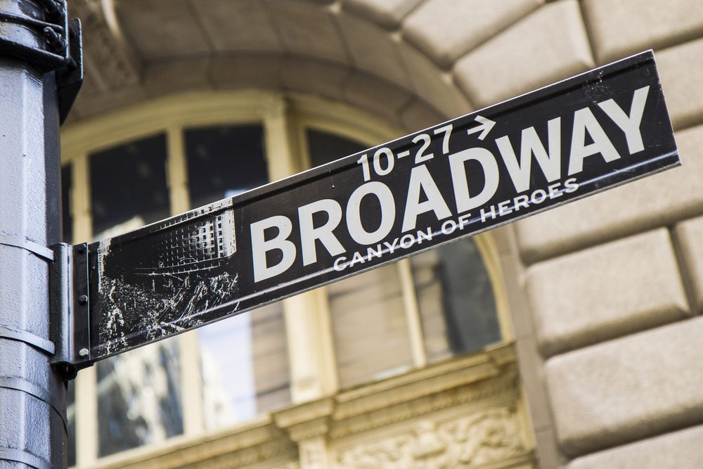 Am Broadway wartet auf Musikfreunde viele Highlights. (Bild: © ndphoto - shutterstock.com)