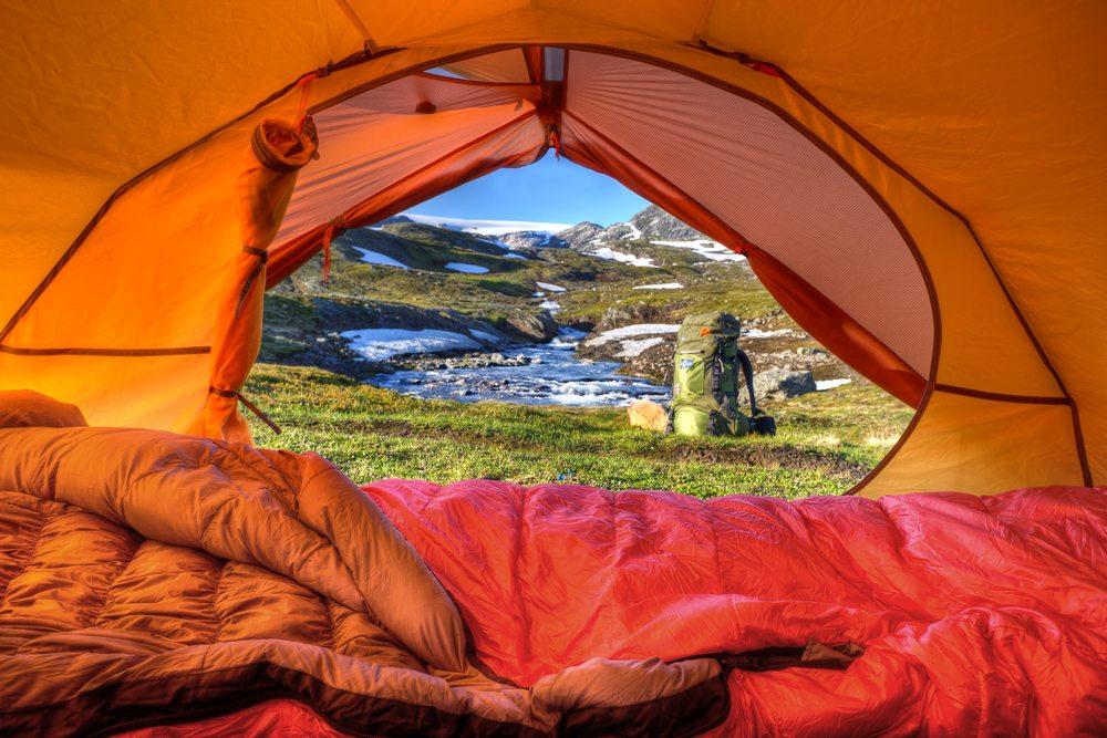 Sobald die warme Jahreszeit anbricht, heisst es: Hinaus ins Freie! (Bild: Jens Ottoson / Shutterstock.com)