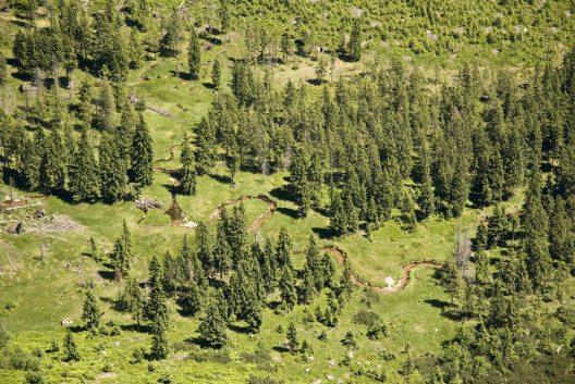 Ein weiteres beliebtes Wanderziel ist die Elbquelle in der Nähe von Spindleruv Mlyn. (Bild: © martinarady - shutterstock.com)