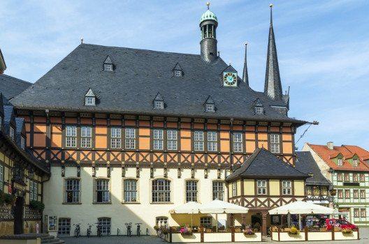 Rathaus von Wernigerode (Bild: Borisb17 / Shutterstock.com)