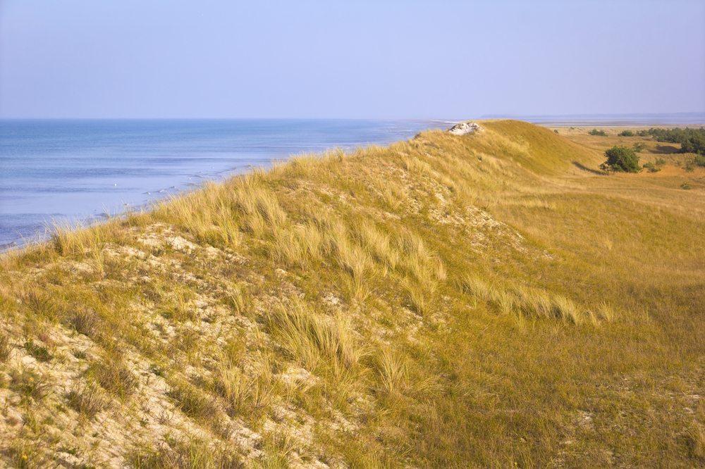 Die Halbinsel Fischland-Darss-Zingst an der deutschen Ostseeküste. (Bild: © photolike - shutterstock.com)