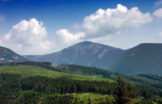 Der Berg Snizeka (Bild: © Premysl - shutterstock.com)