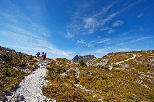 Tasmanien ist ein Land zum Wandern. (Bild: © urbancowboy - shutterstock.com)