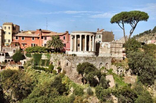 Villa Gregoriana – der Romantik verpflichtet. (Bild: maurizio / Shutterstock.com)