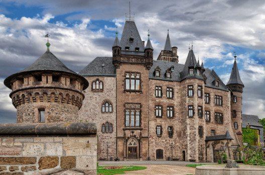 Schloss von Wernigerode (Bild: Sergej Borzov / Shutterstock.com)