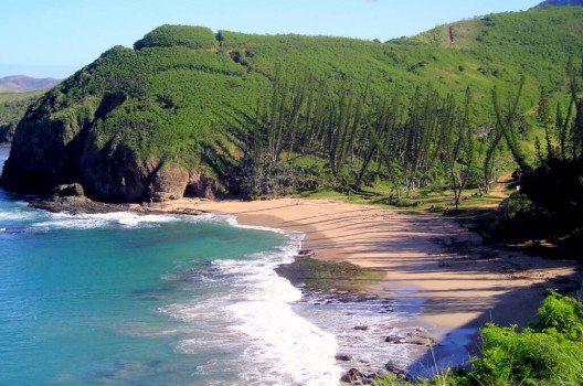 Schildkrötenbucht im Süden von Neukaledonien. (Bild: Bananaflo, Wikimedia, CC)