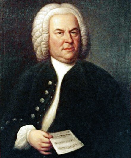 Johann Sebastian Bach im Jahre 1746. (Bild: © Elias Gottlob Haussmann - wiki.org)