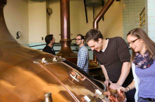 Im Maisel's Brauereimuseum erfährt man jede Menge über das Bier. (Bild: © maisel.com)