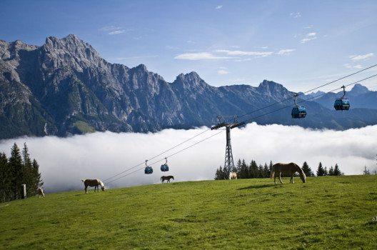 Herausragende Sommer-Bergerlebnisse mit Garantie: Das Angebot der Leoganger Bergbahnen im Salzburger Land. (Bild: Leoganger Bergbahnen)