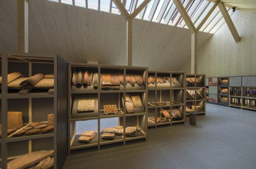 Ausstellungsraum im Ziegelei-Museum. (Bild: Alfons Gut, Alfred-Müller AG)