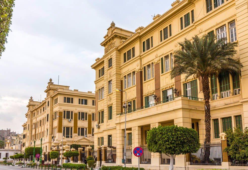 Abdeen Palast, eine der offiziellen Residenzen des Präsidenten von Ägypten. (Bild: © Leonid Andronov - shutterstock.com)