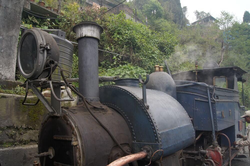 Zum Eisenbahnerlebnis gehören auch die historischen Dampflokomotiven (Bild: © Bildagentur Zoonar GmbH - shutterstock.com)