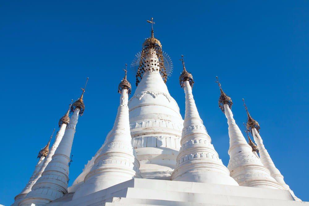 Kakku ist ein zentrales Heiligtum der Pa-Oh. (Bild: © maodoltee - shutterstock.com)