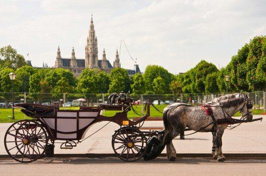 Wien ist die meistbesuchte Stadt in Österreich. (Bild: Cornelia Pithart / Shutterstock.com)