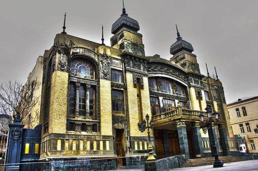 Das Aserbaidschanische Staatliche Akademische Opern- und Balletthaus Opernhaus von Baku (Bild: Samir Rəsulov, Wikimedia, CC)