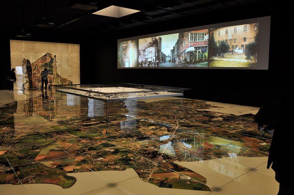 "Multimediale Einführung in die Geschichte der Stadt Gent, Stadsmuseum Gent. (Bild: © Paul Hermans / Wikipedia / <a title=""creativecommons.org - Creative Commons"" href=""http://creativecommons.org/licenses/by-sa/3.0/deed.en"" target=""_blank"">CC</a>)"