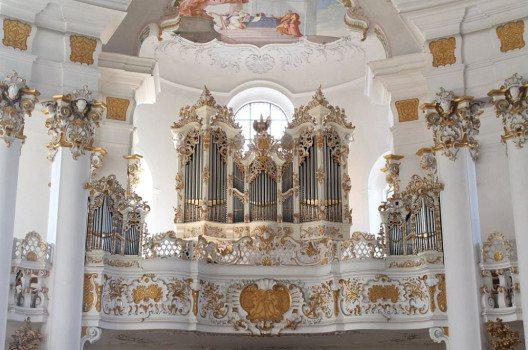 Die Wieskirche gehört bereits seit 1983 zum UNESCO-Weltkulturerbe. (Bild: Mtag, Wikimedia, CC)
