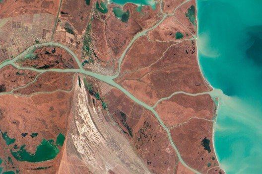 Das Donaudelta zählt zu den grössten Flussdeltas auf dem europäischen Kontinent.
