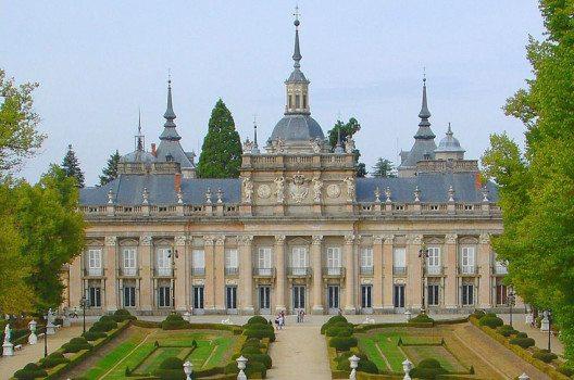 Der Palacio Real La Granja de San Ildefonso (Bild: Ignacio Revuelta, Wikimedia, GNU)