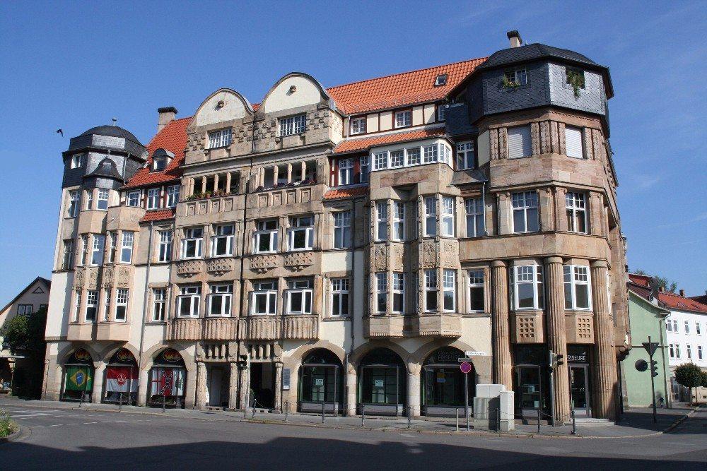 An der Südfassade kann man noch gut den Stil der Renaissance erkennen. (Bild: © Störfix - CC BY-SA 3.0)