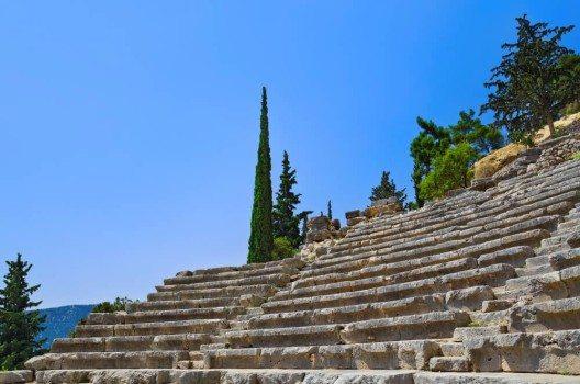 Amphitheater waren wichtige Treffpunkte in den Städten der Antike.