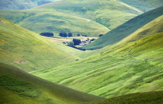 Die Grafschaft Northumberland liegt im äussersten Nordosten Englands. (Bild: © Duncan Andison - shutterstock.com)