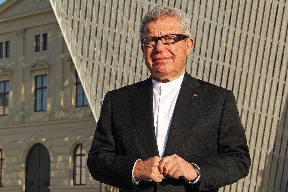 Der Amerikanische Star-Architekten Daniel Libeskind (Bild: © CC BY-SA 2.0)