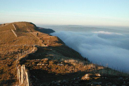 Das Massiv des Mont d'Or zu Fuss entdecken (Bild: Pmau, Wikimedia, CC)